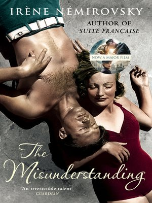 cover image of The Misunderstanding