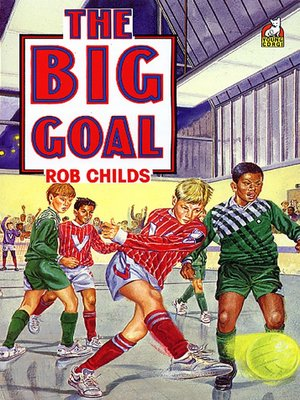 cover image of The Big Goal