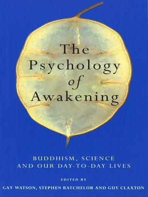cover image of The Psychology of Awakening