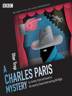 cover image of Charles Paris, Startrap