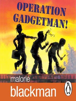cover image of Operation Gadgetman!