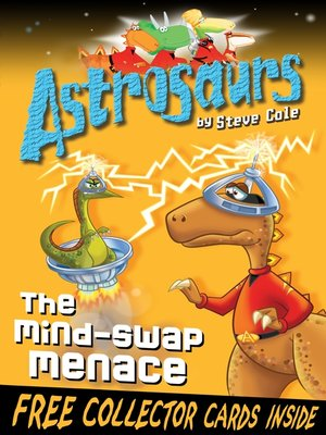 cover image of Astrosaurs 4