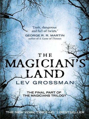 cover image of The Magician's Land