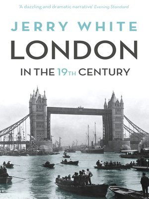 cover image of London In the Nineteenth Century