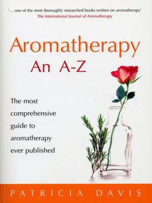 cover image of Aromatherapy an A-Z