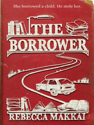 cover image of The Borrower