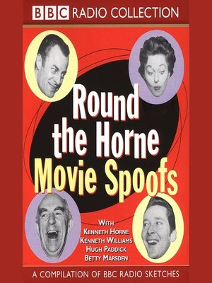 cover image of Round the Horne