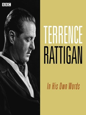 cover image of Terence Rattigan