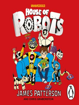 cover image of (House of Robots 1)