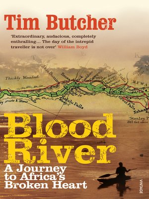 cover image of Blood River