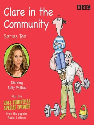 cover image of Clare in the Community, Series 10
