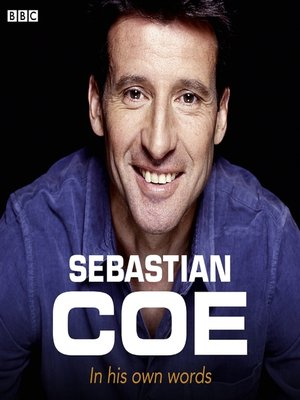 cover image of Sebastian Coe In His Own Words