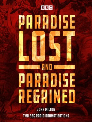 cover image of Paradise Lost & Paradise Regained