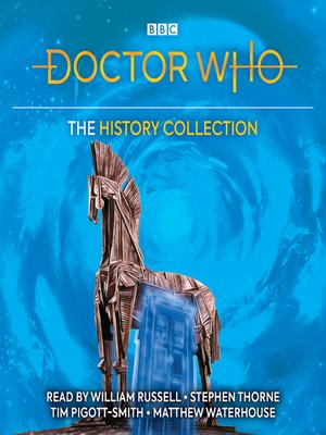 cover image of Doctor Who--The History Collection