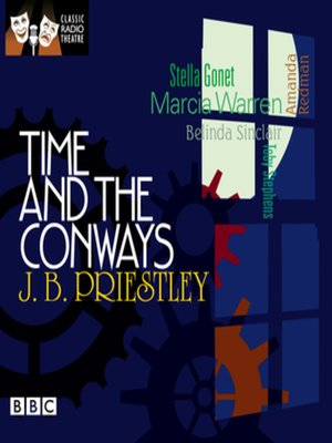 cover image of Time and the Conways