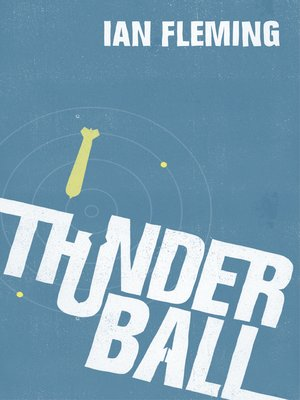 cover image of Thunderball