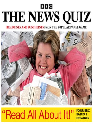 cover image of The News Quiz--Read All About It!
