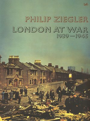 cover image of London At War