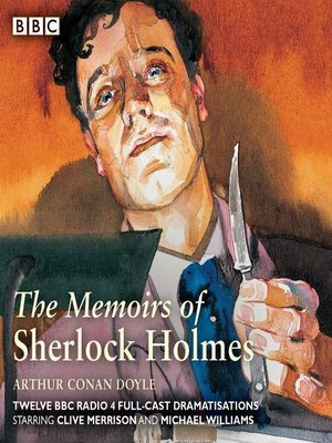 cover image of Sherlock Holmes, The Memoirs of Sherlock Holmes