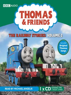 cover image of The Railway Stories, Volume 2