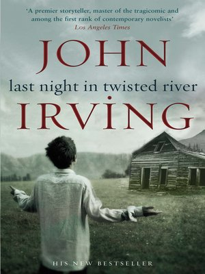 cover image of Last Night in Twisted River