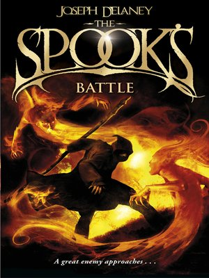 cover image of The Spook's Battle