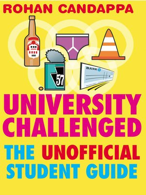 cover image of University Challenged