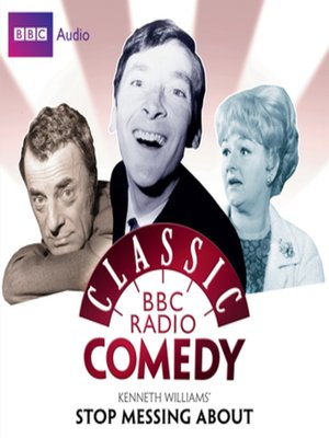cover image of Kenneth Williams' Stop Messing About