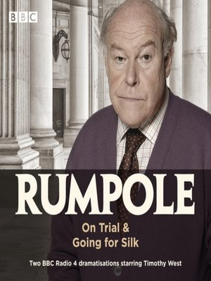 cover image of Rumpole, Going for Silk & other stories
