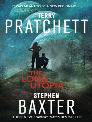cover image of The Long Utopia