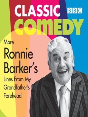 cover image of Ronnie Barker's More Lines From My Grandfather's Forehead