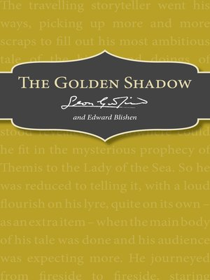 cover image of The Golden Shadow