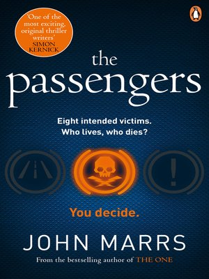 cover image of The Passengers