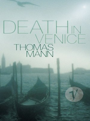 cover image of Death In Venice