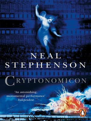 cover image of Cryptonomicon