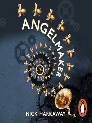 cover image of Angelmaker