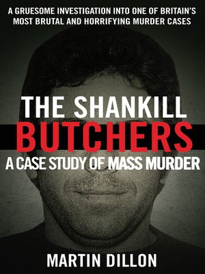 cover image of The Shankill Butchers