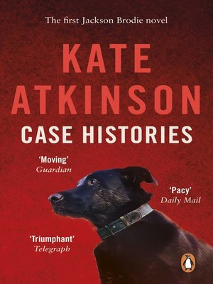 cover image of Case Histories
