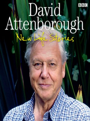 cover image of David Attenborough New Life Stories