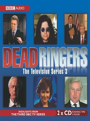 cover image of Dead Ringers, Series 3