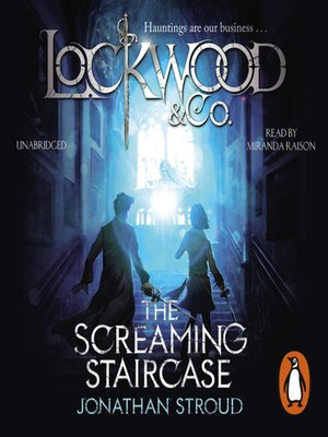 cover image of The Screaming Staircase