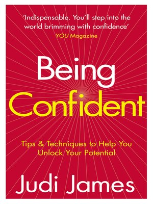cover image of Being Confident