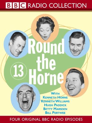 cover image of Round the Horne, Volume 13