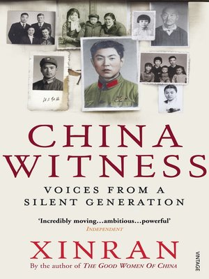 cover image of China Witness