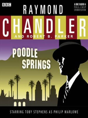cover image of Poodle Springs