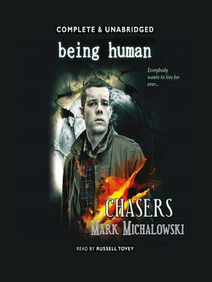 cover image of Being Human Chasers