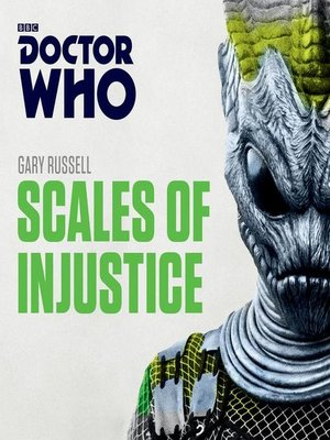 cover image of Doctor Who, Scales of Injustice