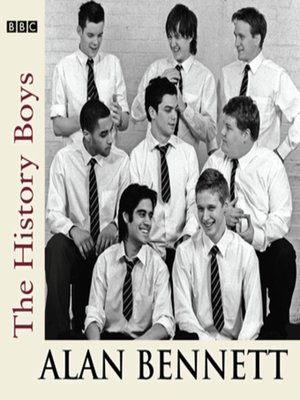 cover image of The History Boys