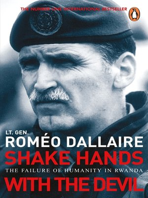 cover image of Shake Hands With the Devil