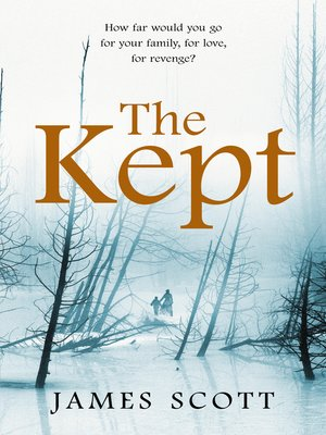 cover image of The Kept